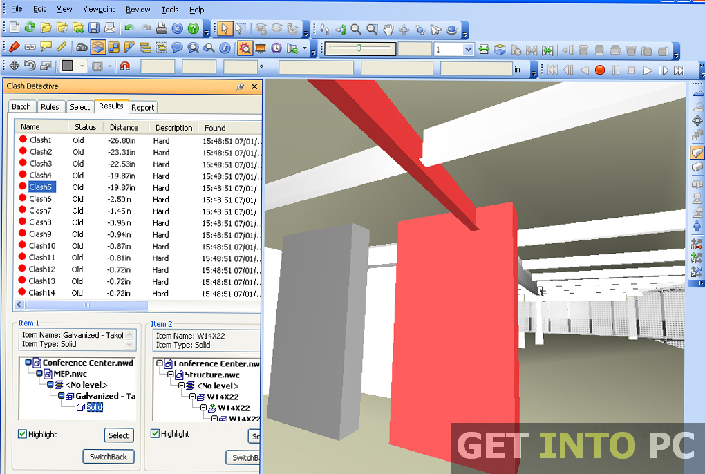 Autodesk NavisWorks Manage 2014 Setup Free Download