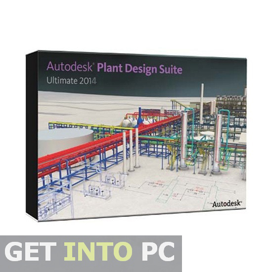 Autodesk Plant Design Suite Ultimate 2014Setup Free