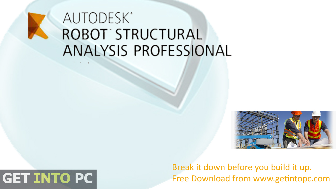 Autodesk Robot Structural Analysis Pro 2014 Free
