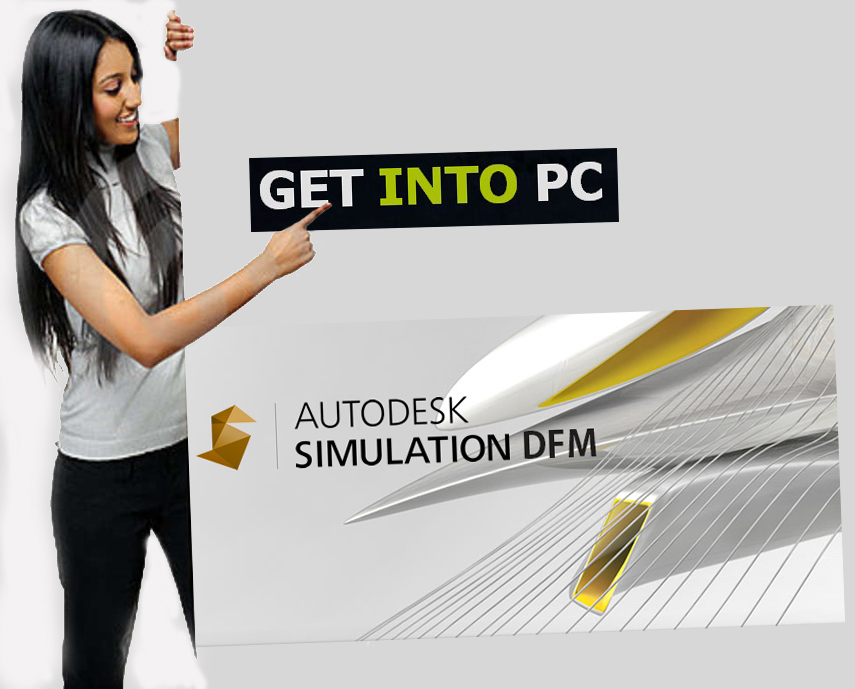 Autodesk Simulation DFM 2014 Setup Free Download