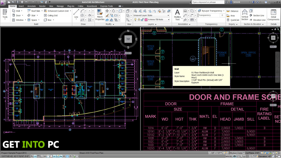 Autodesk Building Design Suite Ultimate 2014 Features
