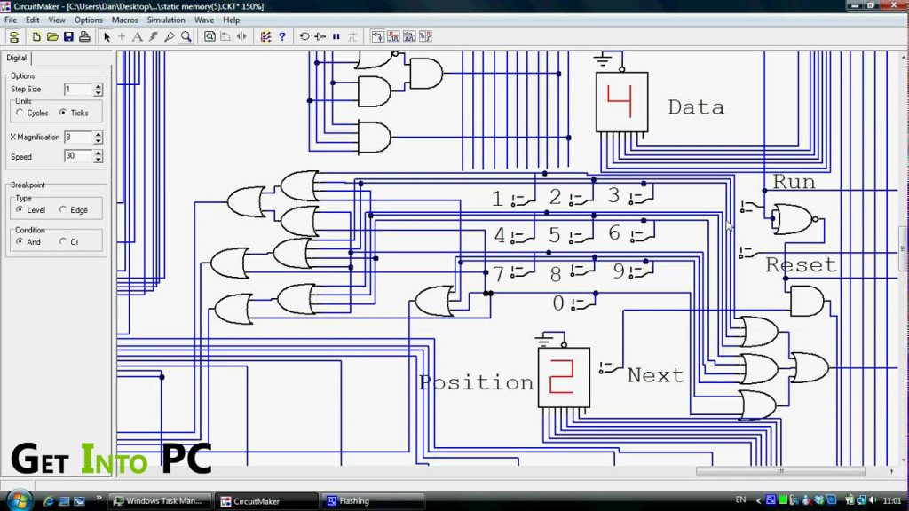 Circuit maker 2000 free download circuit maker 2000 technical setup details asfbconference2016 Images