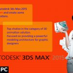Autodesk 3ds Max 2015 Free Download