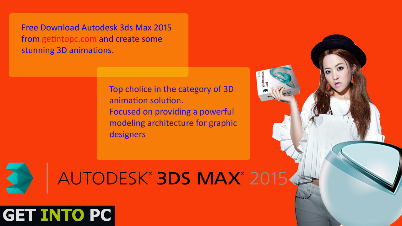 Download Autodesk 3ds Max 2015 For Free
