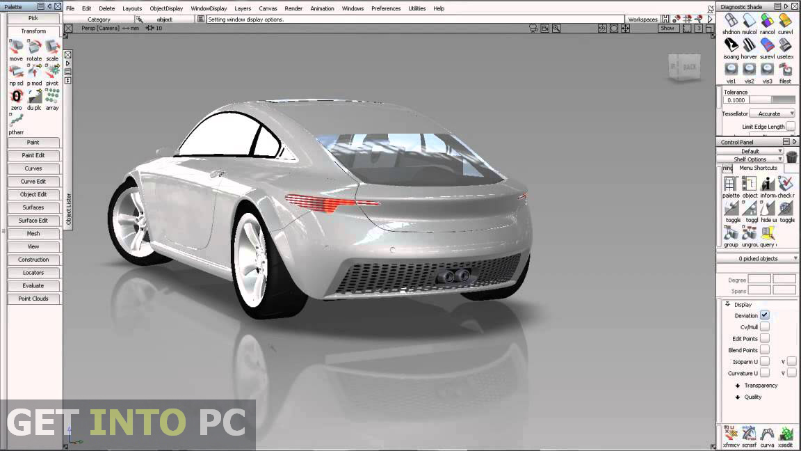 Download Autodesk Alias Design 2014 Free