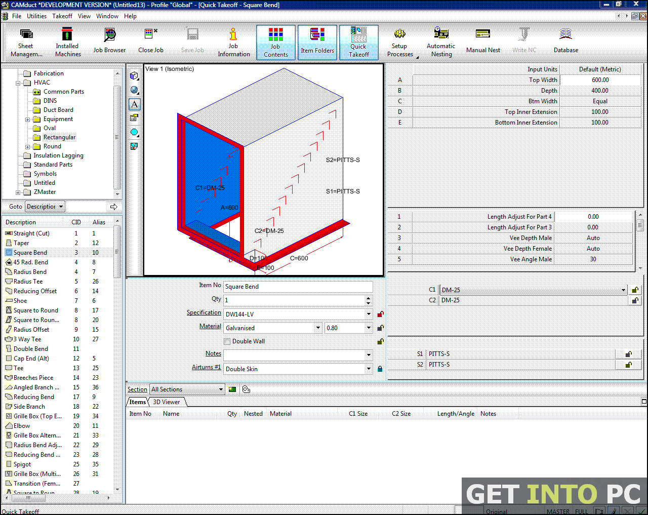 Download Autodesk Fabrication CADmep 2014 Free