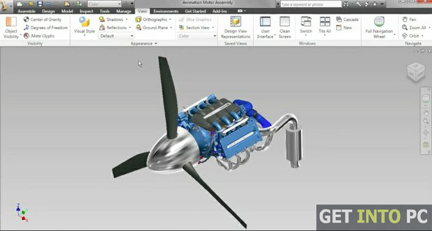 Autodesk Inventor LT 2014 Free Download