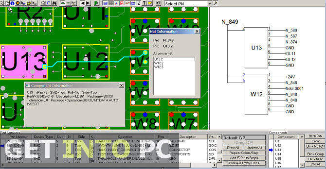 Download CAMCAD PCB Translator Free