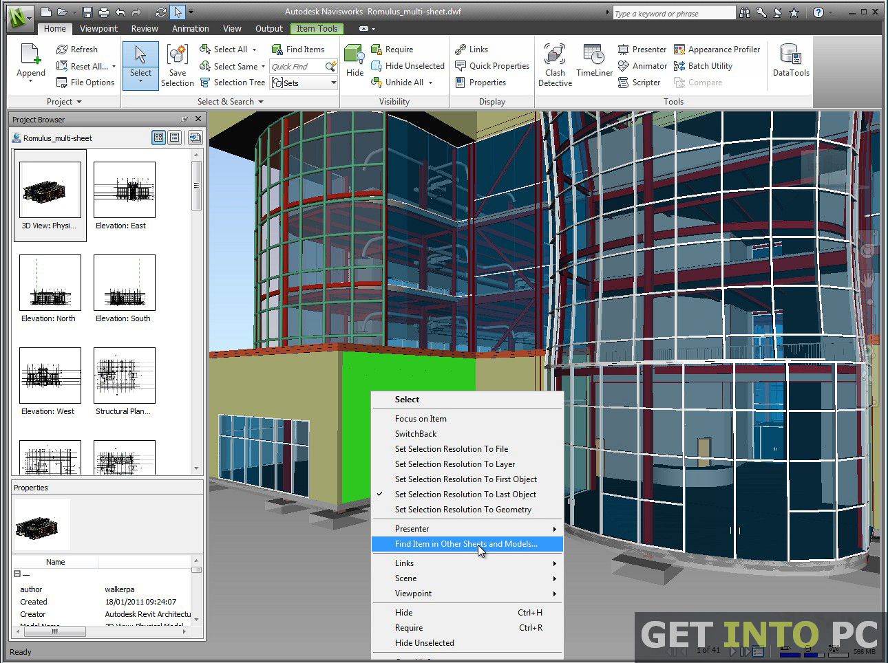 Free Autodesk NavisWorks Manage 2014 Download