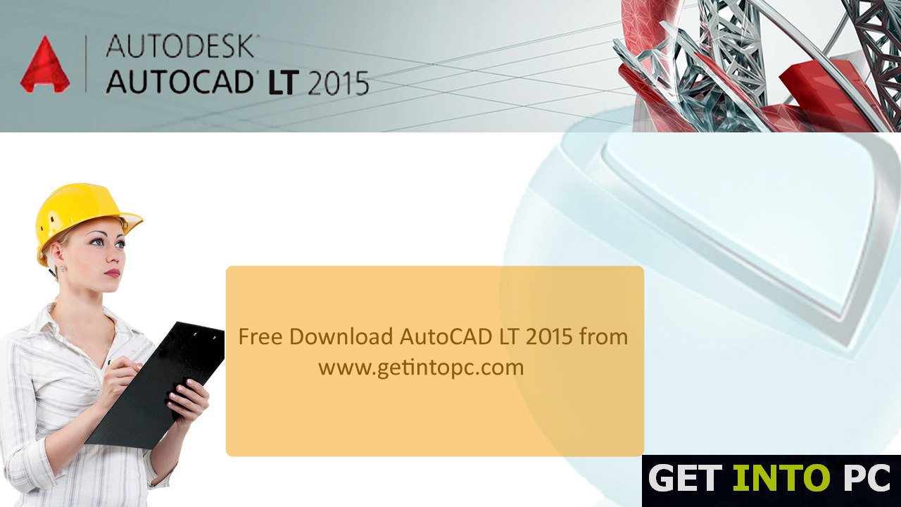 Free Download AutoCAD LT 2015
