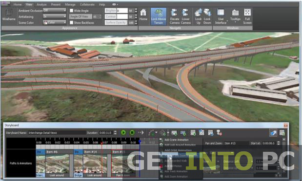 Free Download Autodesk InfraWorks 2014