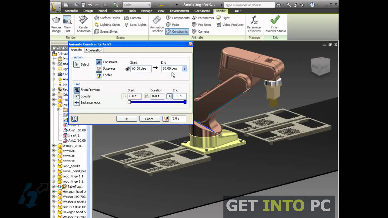 Free Download Autodesk Inventor LT 2015