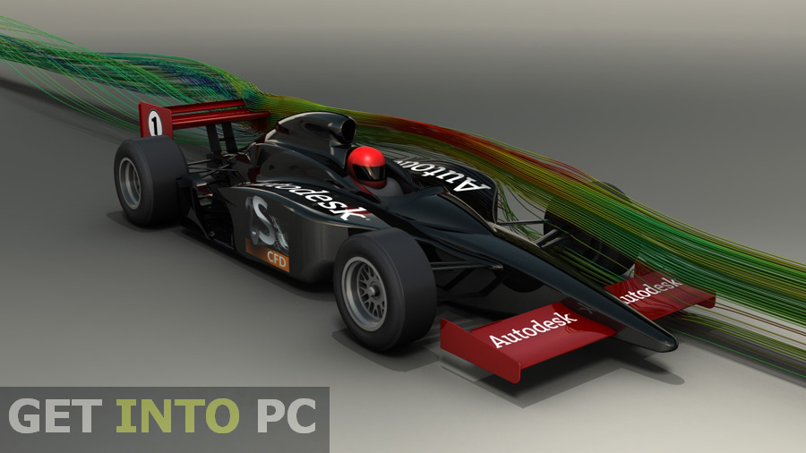 Free Download  Autodesk Simulation CFD