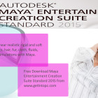 Maya Entertainment Creation Suite Standard 2015 Free Download:freedownloadl.com Graphic Design