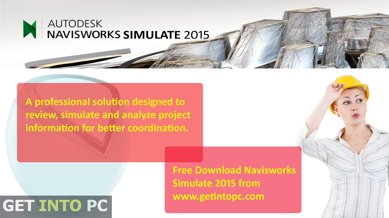 Navisworks Simulate 2015 Setup Free Download