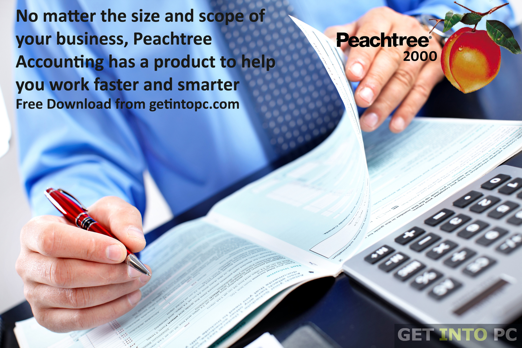 Peachtree 2000 Free Download