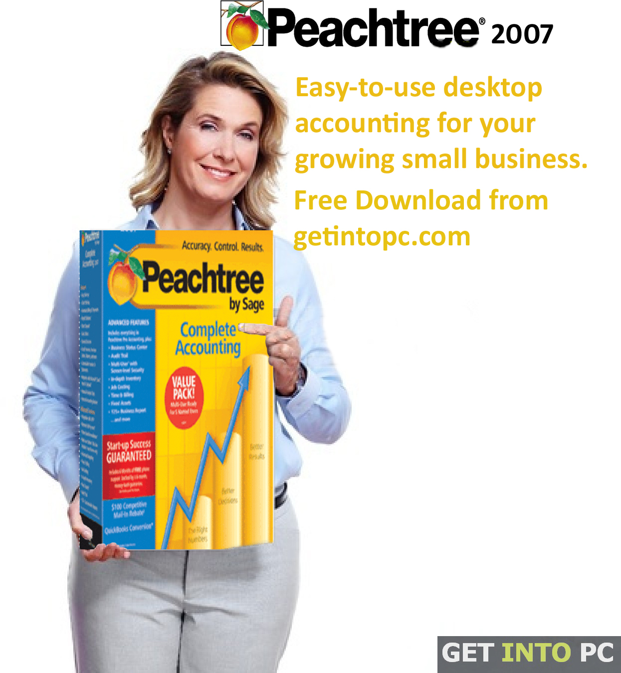 Peachtree 2007 Free Download