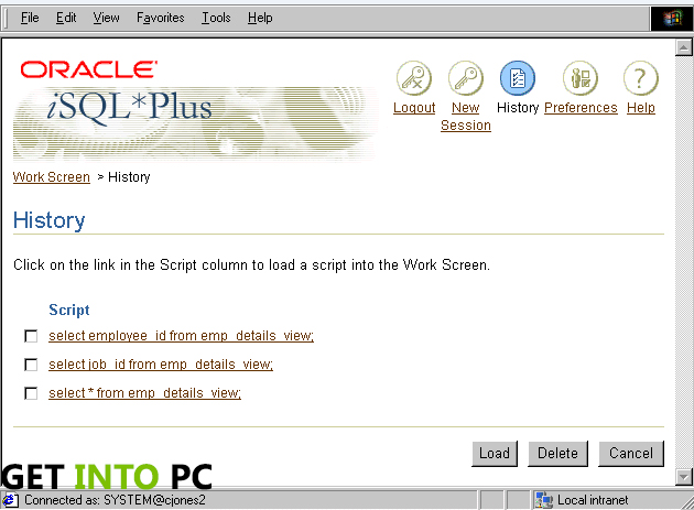 oracle 9i features