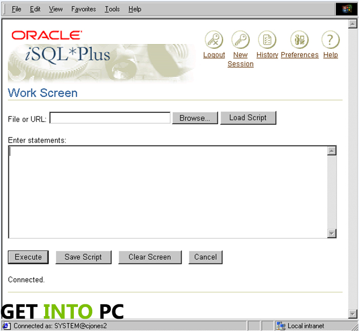 Oracle 9i Free Download