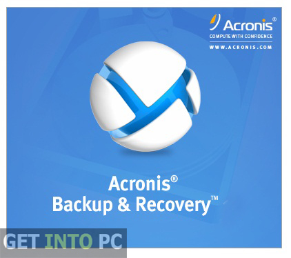 Acronis Backup & Recovery Software