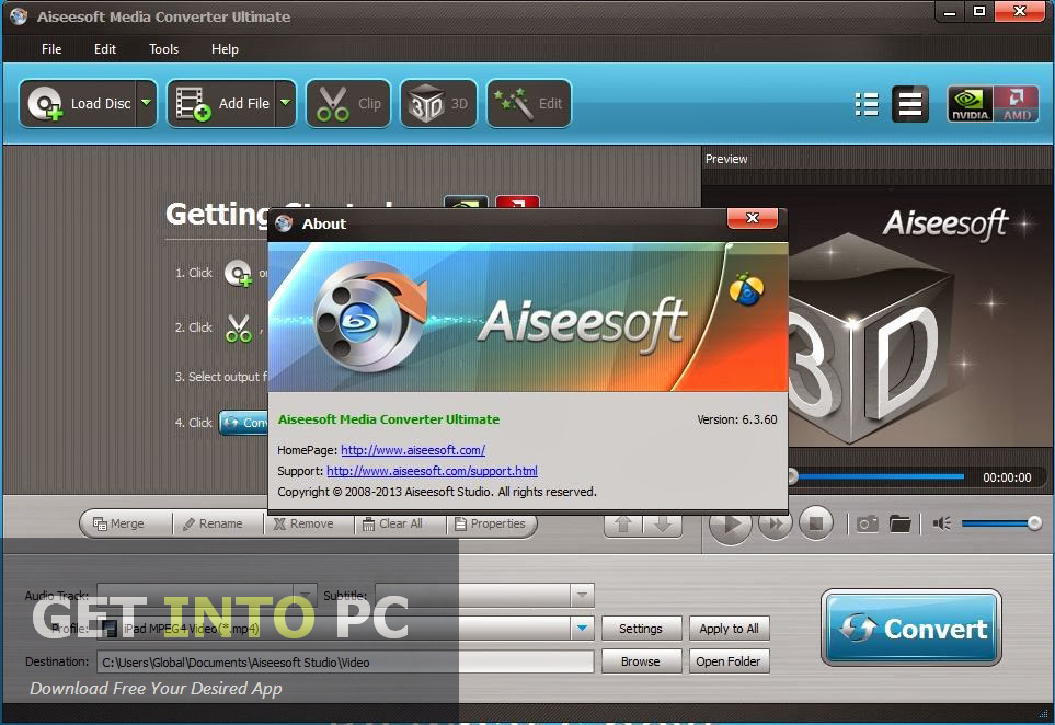 Aiseesoft Media Converter Ultimate Download For Free