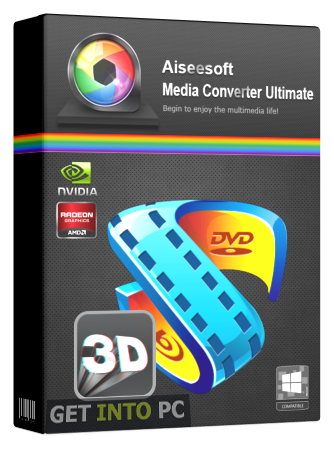 Aiseesoft Media Converter Ultimate Setup Free Download