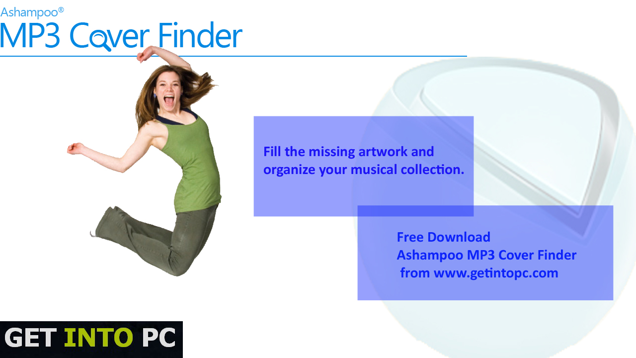 Ashampoo MP3 Cover Finder Latest Version