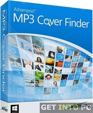 Ashampoo MP3 Cover Finder software