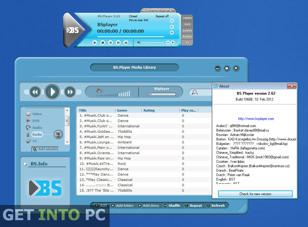 BS Player PRO Latest Version