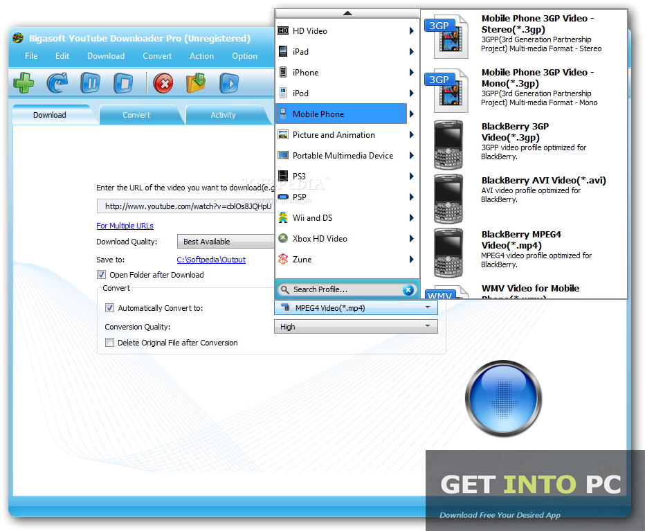 Bigasoft Video Downloader Pro Download For Free