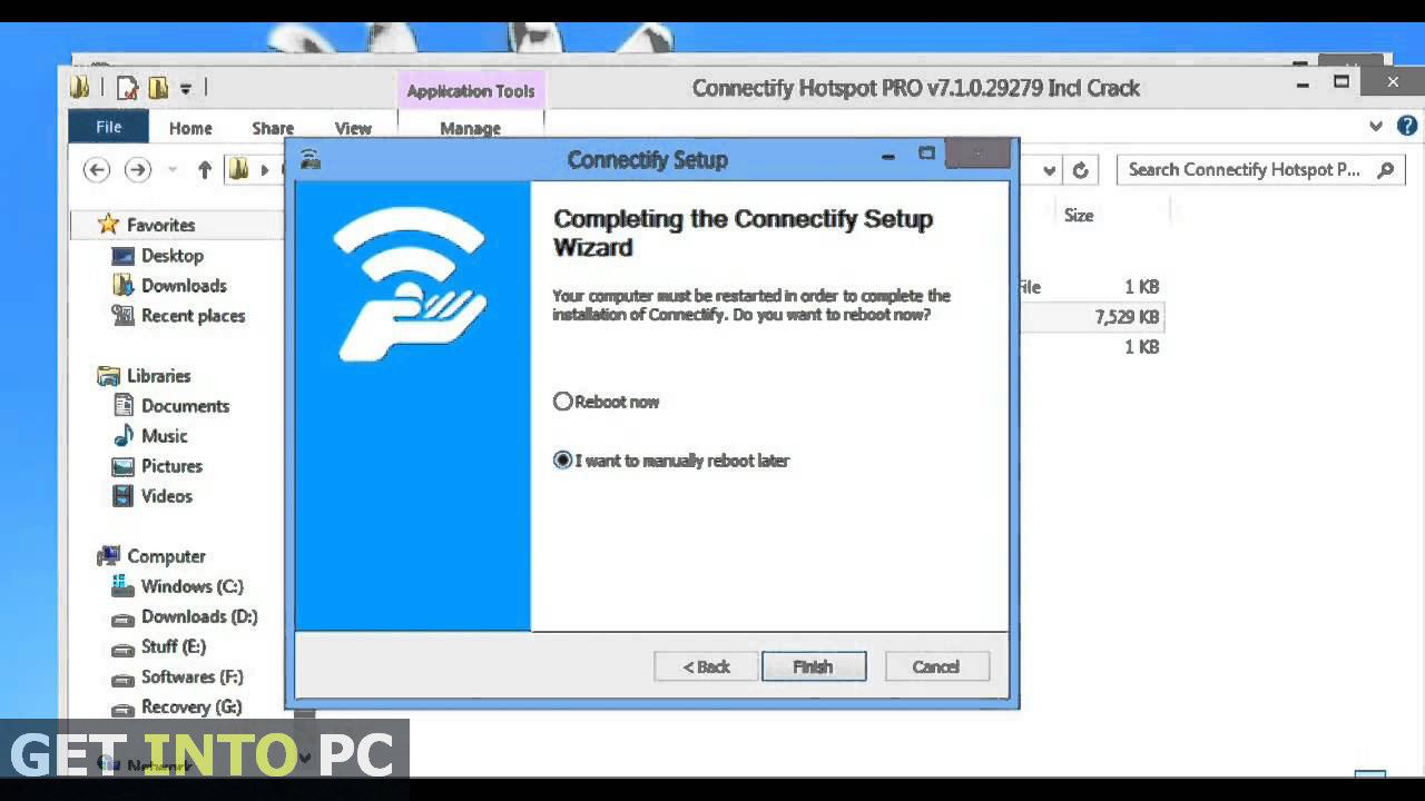 Connectify hotspot pro key - cd