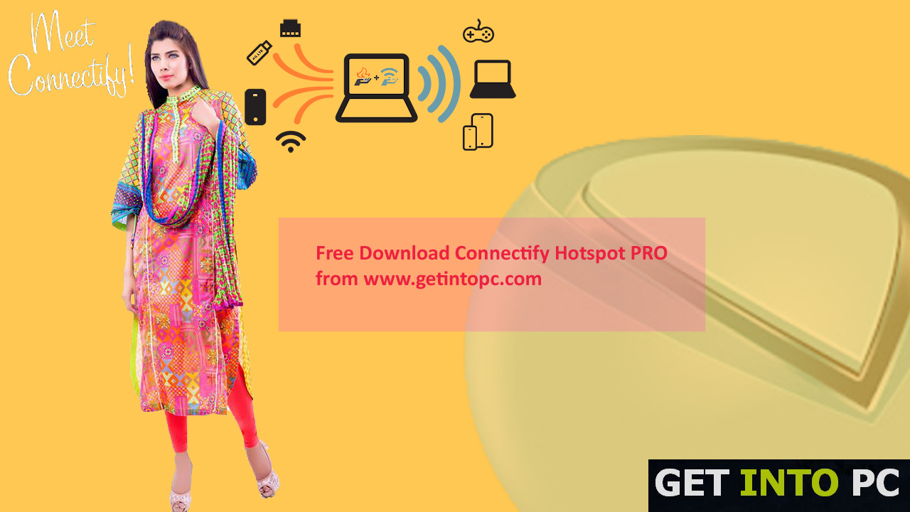 Connectify hotspot pro key - b7
