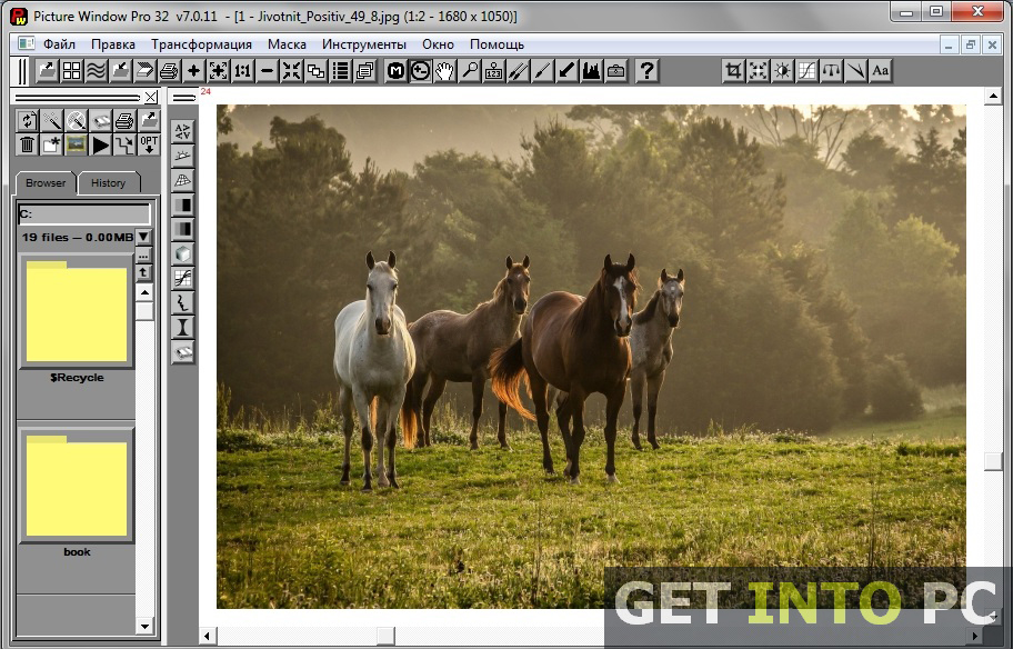 Picture Window Pro Download - Image Tuning