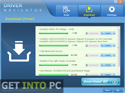 Driver Navigator Download Latest Version