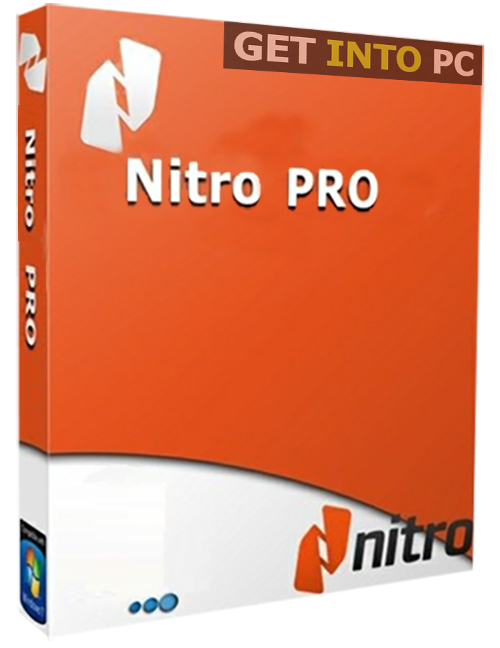 Free Nitro Pro Download