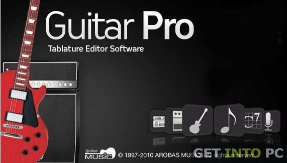 Guitar Pro Music Software