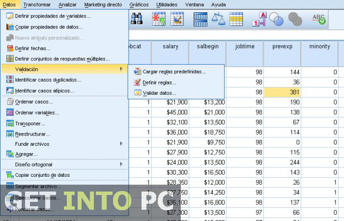 IBM SPSS Statistics Free Download