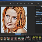 Jixpix Potrait Painter Setup Free Download