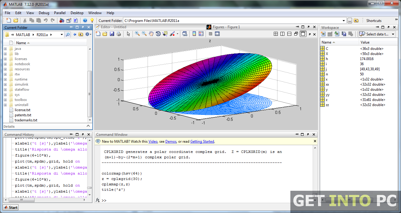 MATLAB R2020a Direct Link Download