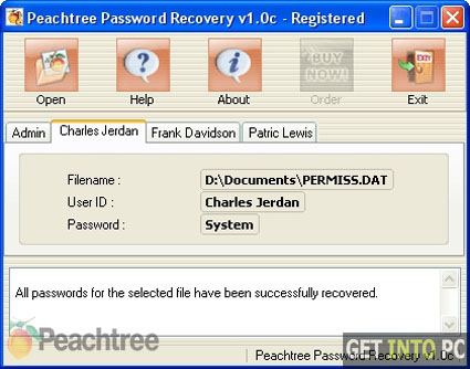 Peachtree 2001 free Download