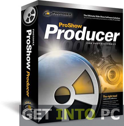 Photodex Proshow Producer Download for Windows