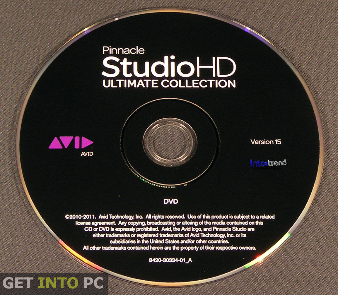 pinnacle studio 15 hd ultimate free download