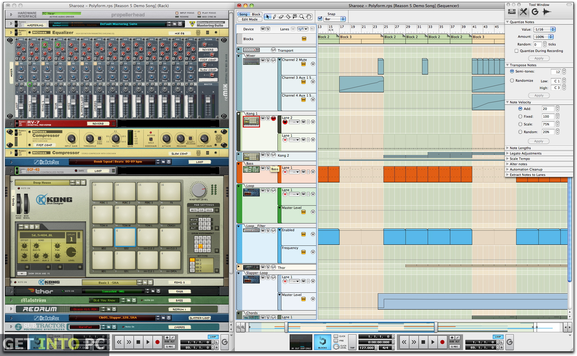 Propellerhead Reason Latest Version