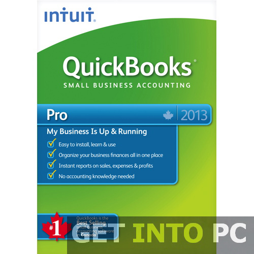 Quickbooks 2013 Pro Latest version