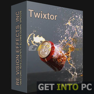REVision Effects Twixtor Pro Setup Free Download