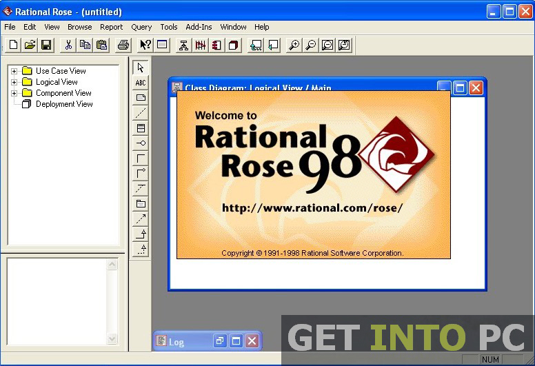 Rational Rose 98 Enterprise Edition Free Download