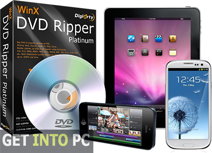 WinX DVD Ripper Platinum Latest Version