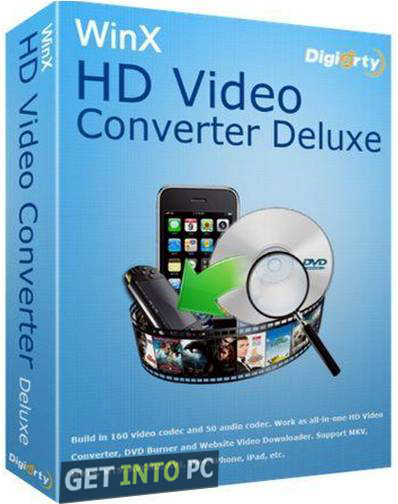 WinX HD Video Converter Deluxe Download Free