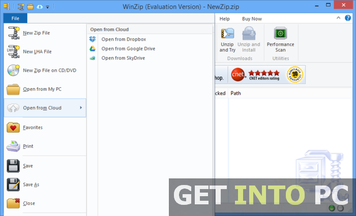 WinZip PRO Free Download