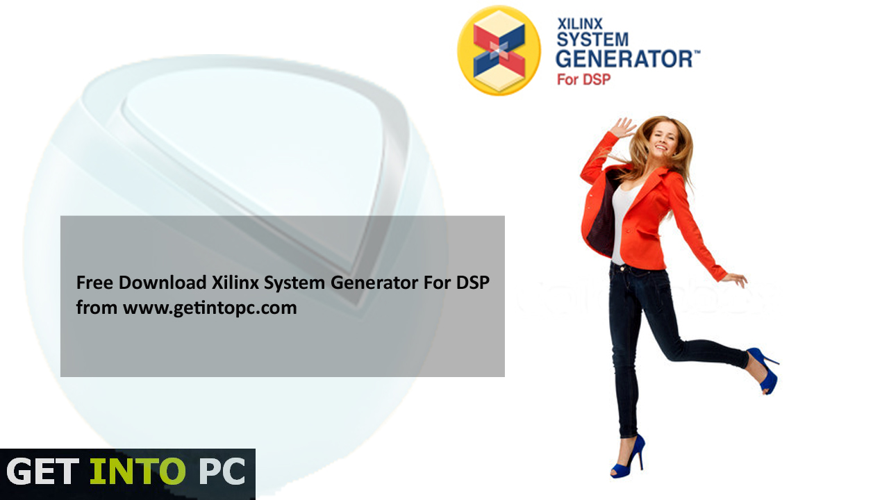 Xilinx System Generator For DSP Setup Free Download